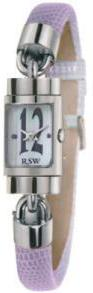 RSW Ladies 6700 ACR 021L Lady Liberty Single Diamond Watch